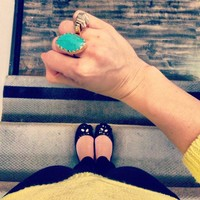 Turquoise Ring - Buy From ShopDesignSpark.com