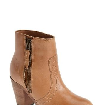 Women's Ariat 'Baja' Leather Ankle Boot,