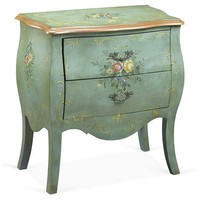 One Kings Lane - The Fine Print - Hattie Floral Chest
