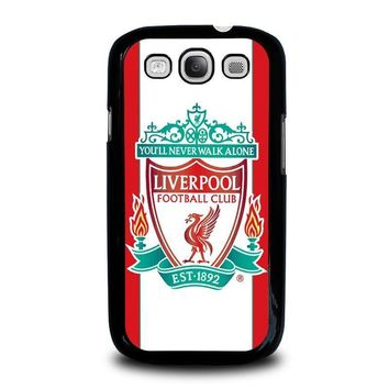 liverpool fc samsung galaxy s3 case cover  number 1