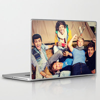 One Direction Live While We're Young Laptop & iPad Skin by Toni Miller | Society6