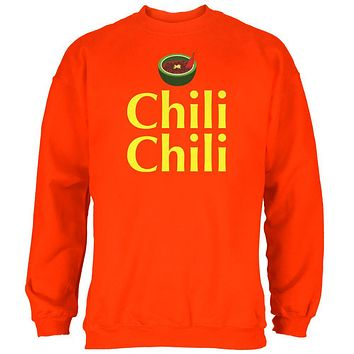 Cinco De Mayo Dilly Dilly Chili Chili Bowl Pepper Mens Sweatshirt