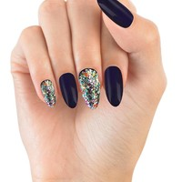 Eylure | House Of Holland Nails By Elegant Touch - Royal Explosion at ASOS