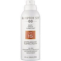 Hampton Sun SPF 15 Continuous Mist Sunscreen (5 oz)