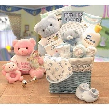 Baby Gift Basket Boy Or Girl