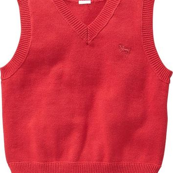 Old Navy Sweater Vests For Baby