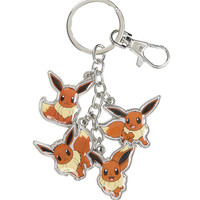 Pokemon Eevee Charms Key Chain