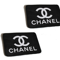 Fashionable Floor Mats 2 Pc Set