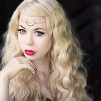 Sailor Moon circlet. Princess and Queen Serenity