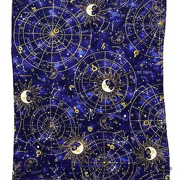 Tarot Card Fleece Blanket - Spirithalloween.com