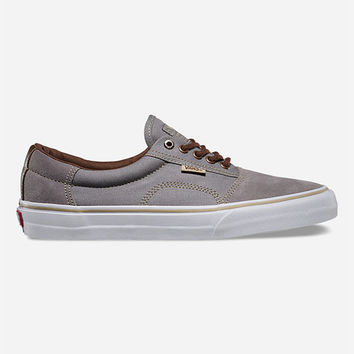 Vans Rowley Solos Mens Shoes Grey  In Sizes