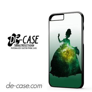Princess Tiana DEAL-8937 Apple Phonecase Cover For Iphone 6 / 6S