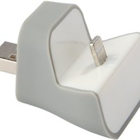 Mini Wall Plug-In Charging Dock For iPhone 5 and iPod