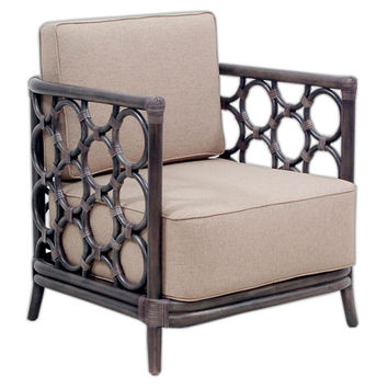Lyla Club Chair, Beige, Club Chairs