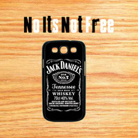 Jack S3 Galaxy i9300 case Samsung case Whiskey Daniels