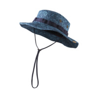 Hurley Safari Men's Fitted Hat (Blue)