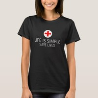 Nurse, EMT, Doctor, Medical Professional TShirt