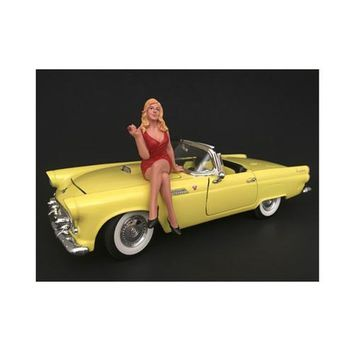 70's Style Figure IV For 1:18 Scale Models by American Diorama