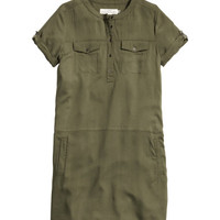 H&M Shirt Dress $24.95