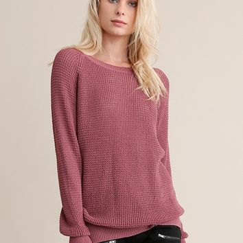 Desert Skies Knit Sweater