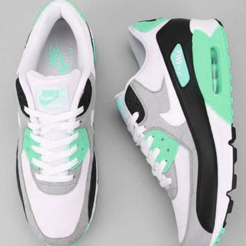 Nike Air Max 90 Mint Ocean [Womens Nike Roshe Run 2849] - $59.99 : Nike Roshe Run Womens Shoes Online