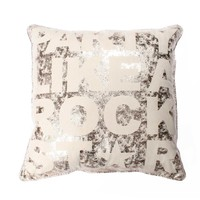 Party Like a Rockstar Pillow