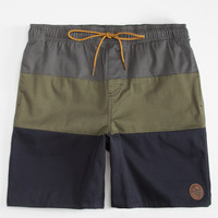 HIPPYTREE Sloper Mens Shorts | Elastic Waist Shorts