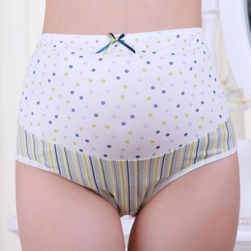 Maternity Clothes Pregnancy Underwear Maternity Printing Pregnant Women Underwear Panties DROP SHIP
