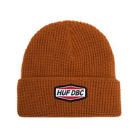 HUF - FUEL BEANIE // BURNT ORANGE
