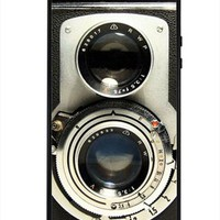Classical Retro Camera Print Phone Case for iPhone 5 from perfectmall