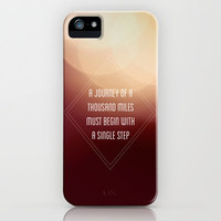 The Journey iPhone Case by Galaxy Eyes | Society6