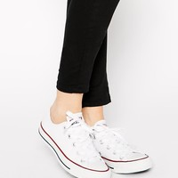 Converse Chuck Taylor All Star Core White Ox Trainers