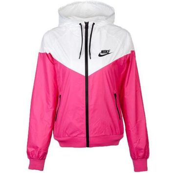ONETOW NIKE Women Cardigan Jacket Coat