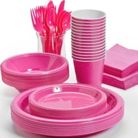 Solid Color Tableware - Party City