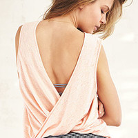 Twist-back Tank - Super Soft Knits - Victoria's Secret
