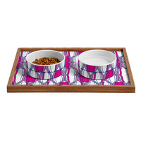 Heather Dutton Lofty Idea Delight Pet Bowl and Tray