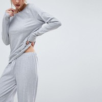 ASOS Mix & Match Long Sleeve Pajama Top at asos.com