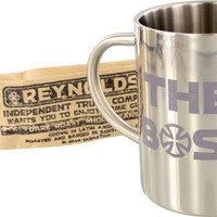 Independent Reynolds Boss Mug Stainless Silver