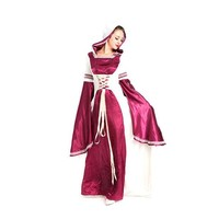DCCK0OQ Vintage Palace Halloween Party Prom Dress Uniform [8978993415]