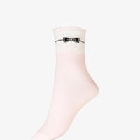 Bow Ankle Socks