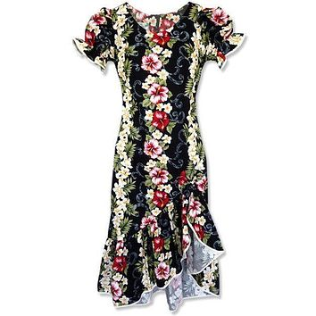 blackmist hawaiian makani dress