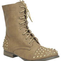 Minka Short Combat Boot | Shop Shoes at Wet Seal