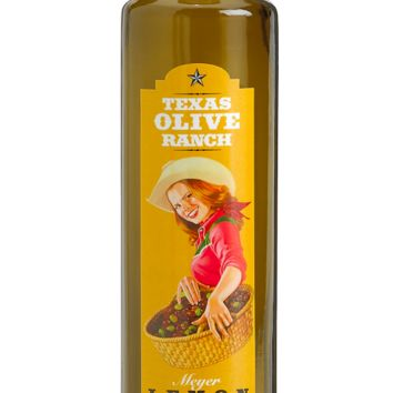 Texas Olive Ranch -Meyer Lemon Olive Oil