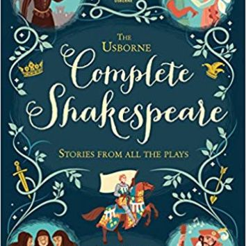 Complete Shakespeare (Illustrated Stories) Hardcover – November 1, 2016