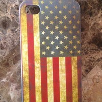 American Flag IPhone Case on Luulla