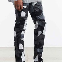 Cheap Monday Monochrome Tape Skinny Jean- Black