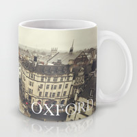 Red buses at Oxford Mug by Architect´s Eye | Society6