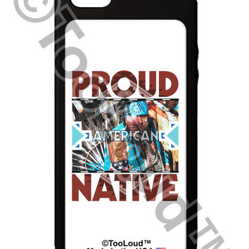 Proud Native American iPhone 5C Grip Case