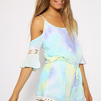 Unicorn Playsuit - Print