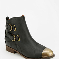 Jeffrey Campbell Livingston Cap-Toe Ankle Boot - Urban Outfitters